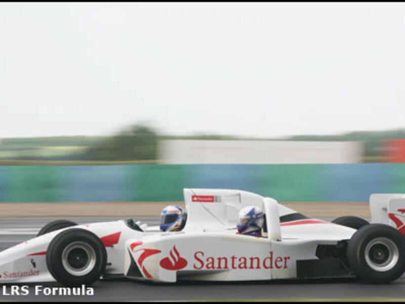 Baptême Passager en Formule 1 Triplace - Circuit de Dijon - Prenois